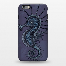 iPhone 6/6s plus  Fukushima Mon Amour Ultra Violet by Mangulica