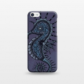 iPhone 5C  Fukushima Mon Amour Ultra Violet by Mangulica