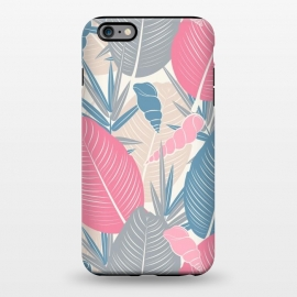 iPhone 6/6s plus  Tropical Watercolor Flower Pattern XI by Bledi