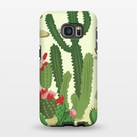 Galaxy S7 EDGE  Cactus Variety III by Bledi