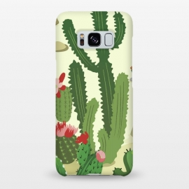 Galaxy S8+  Cactus Variety III by Bledi