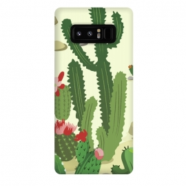 Galaxy Note 8  Cactus Variety III by
