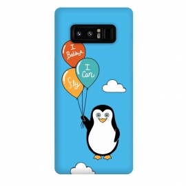 Galaxy Note 8  Penguin I Believe I Can Fly by
