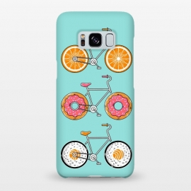 Galaxy S8+  Food Bicycle by Coffee Man