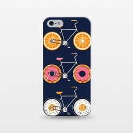 iPhone 5/5E/5s  Food Bicycle 2 by Coffee Man