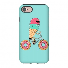 iPhone 8/7  Donut Bicycle by Coffee Man