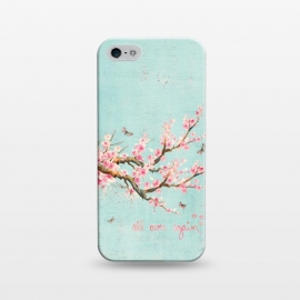 iPhone 5/5E/5s  All Over Again - Spring is Back by Utart