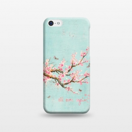 iPhone 5C  All Over Again - Spring is Back by Utart