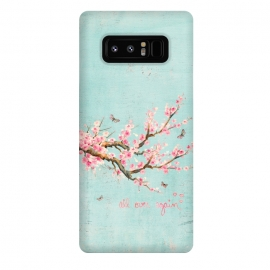 Galaxy Note 8  All Over Again - Spring is Back by Utart