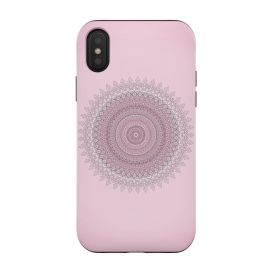 Soft Pink Mandala by Andrea Haase