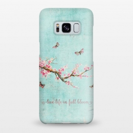 Galaxy S8+  Live Life in Full Bloom  by Utart