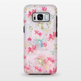 Galaxy S8+  Hummingbirds all over by Utart