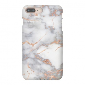 Rose Gold and Marble by Utart
