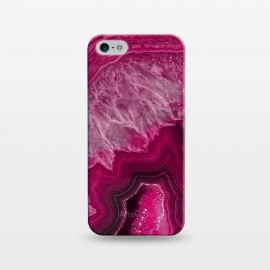 iPhone 5/5E/5s  Pink Agate by