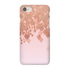 iPhone 8/7  Rose Gold Glamour by Andrea Haase