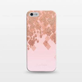 iPhone 5/5E/5s  Rose Gold Glamour by Andrea Haase