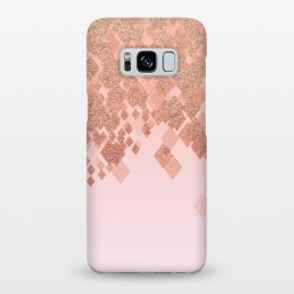 Galaxy S8+  Rose Gold Glamour by Andrea Haase
