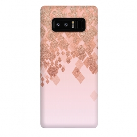 Galaxy Note 8  Rose Gold Glamour by Andrea Haase