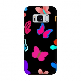 Galaxy S8  BUTTERFLY PATTERN by MALLIKA