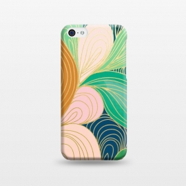iPhone 5C  Swirly Interest by Uma Prabhakar Gokhale