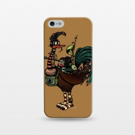 iPhone 5/5E/5s  NATURE WARRIORS - SCOUTS - COLOR V by Mangulica