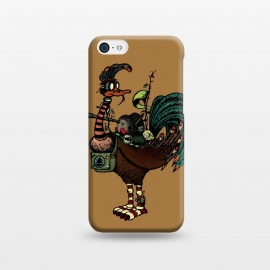 iPhone 5C  NATURE WARRIORS - SCOUTS - COLOR V by Mangulica