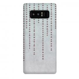 Galaxy Note 8  Soft Pink Rhinestone Embellishment by