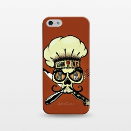 iPhone 5/5E/5s  COOK OR DIE by Mangulica
