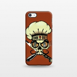 iPhone 5C  COOK OR DIE by Mangulica