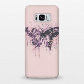 Galaxy S8+  Artsy Butterfly  by Andrea Haase