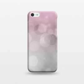 iPhone 5C  Floating Lense Flares In Grey And Pink by Andrea Haase
