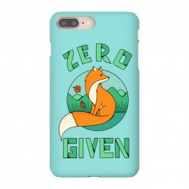 Zero Fox Given by Coffee Man