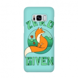 Zero Fox Given by Coffee Man (fox, nature, landscape, animal, animals, pet, pets, zero forgiven, forgiven, fun, funny, humor, cute, adorable)