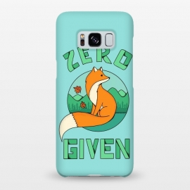 Galaxy S8+  Zero Fox Given by Coffee Man