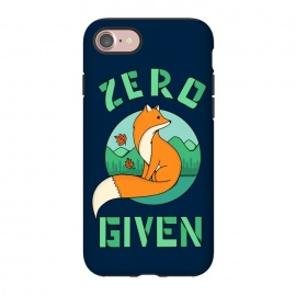 iPhone 8/7  Zero Fox Given 2 by Coffee Man