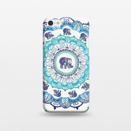 iPhone 5C  Lucky Elephant  by Rose Halsey