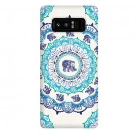 Galaxy Note 8  Lucky Elephant  by Rose Halsey