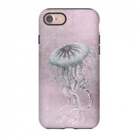 iPhone 8/7  Jellyfish Underwater Creature by Andrea Haase