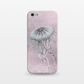 iPhone 5/5E/5s  Jellyfish Underwater Creature by Andrea Haase