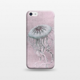 iPhone 5C  Jellyfish Underwater Creature by Andrea Haase