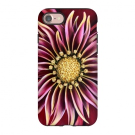 iPhone 8/7  Pink Mum by Denise Cassidy Wood