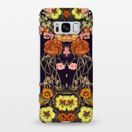 Galaxy S8+  Floral Crossings 02 by Zala Farah