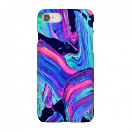 iPhone 8/7  Neon abstract #charm by ''CVogiatzi.