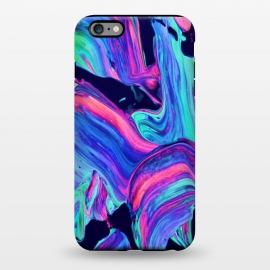 iPhone 6/6s plus  Neon abstract #charm by ''CVogiatzi.