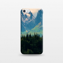 iPhone 5C  Escaping from woodland heights II by ''CVogiatzi.