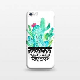 iPhone 5C  Pot Me A Cacti! by Amaya Brydon