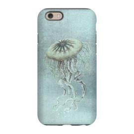 iPhone 6/6s  Underwater Jellyfish by Andrea Haase