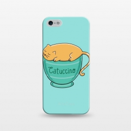 iPhone 5/5E/5s  Cattuccino by Coffee Man