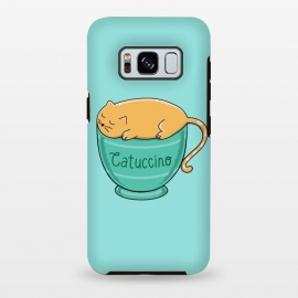 Galaxy S8+  Cattuccino by Coffee Man