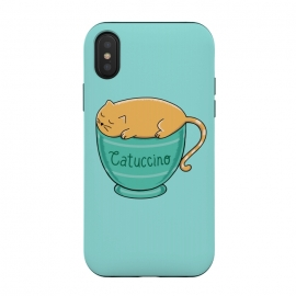 Cattuccino by Coffee Man (cat, cats, cat lover, pet, pets, pet loevr, animals, animal, coffee, capuccino,coffee lover,cup,cute,adorable,fun,funny,kitty)